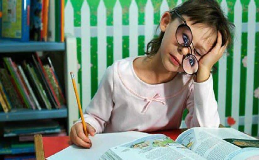 مطوية عن الغياب المدرسي
