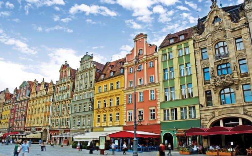 أجمل مدن بولندا