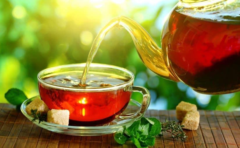 أضرار الشاي
