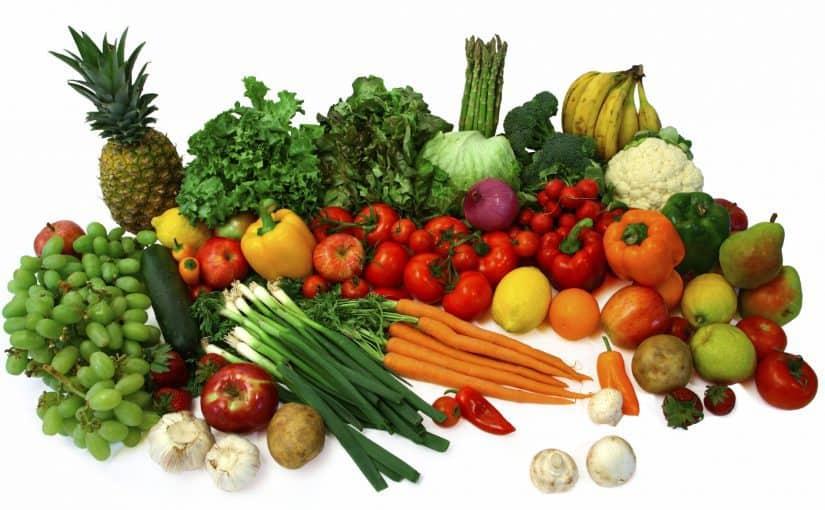 بحث عن الاطعمه الطازجه وفوائدها