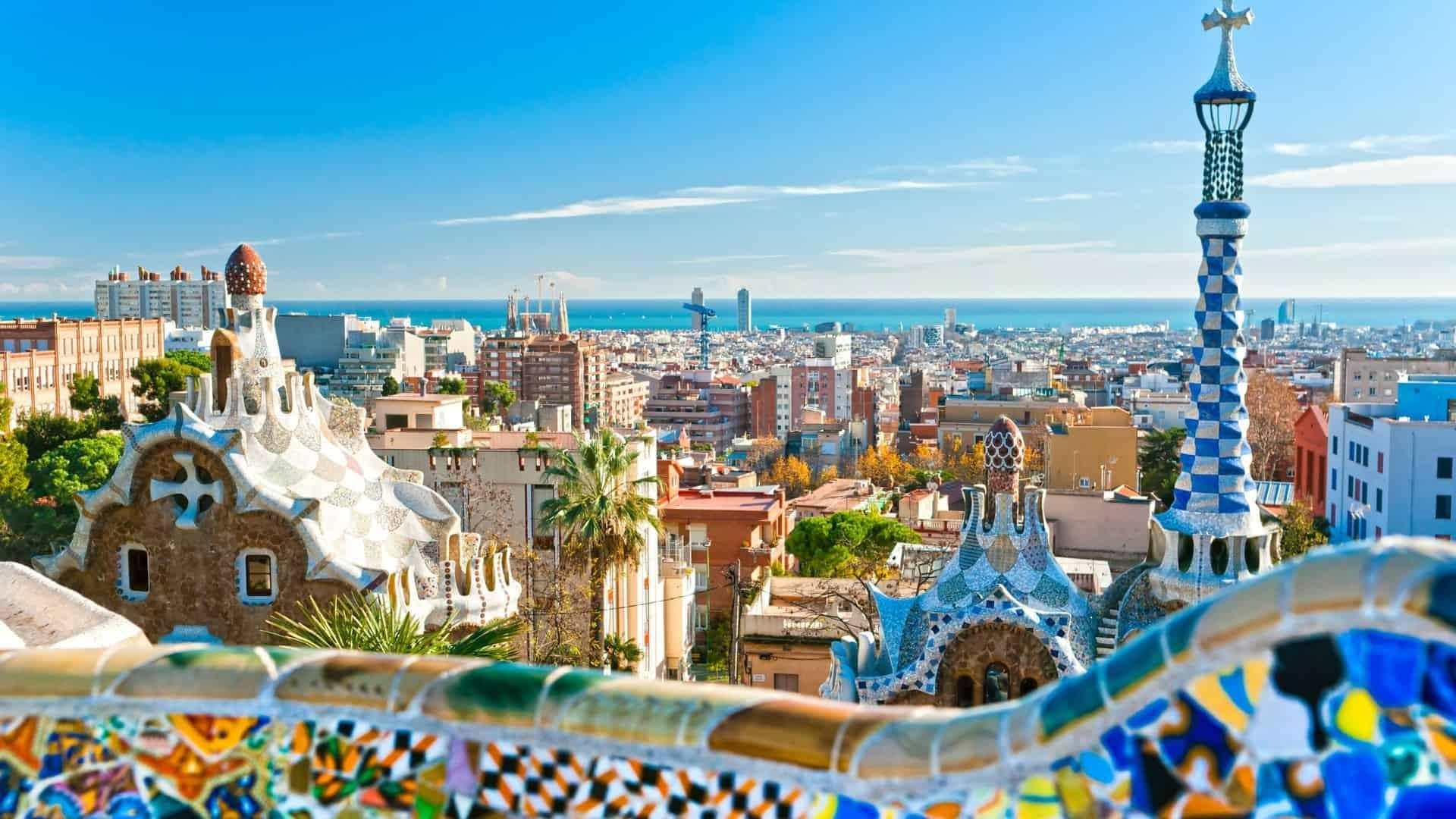 رحلتي إلى أسبانيا