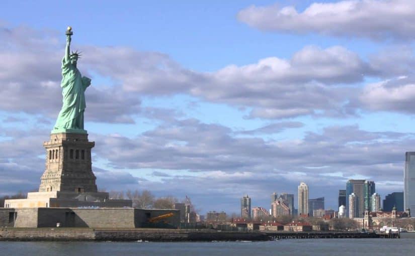 رحلتي إلى أمريكا