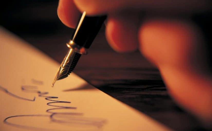 كيفية كتابة موضوع تعبير باللغة العربية
