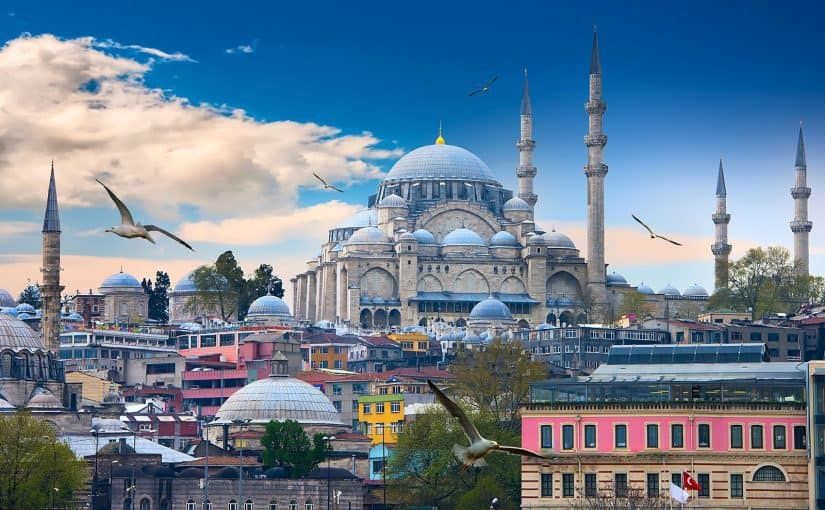 مسار الترامواي في إسطنبول