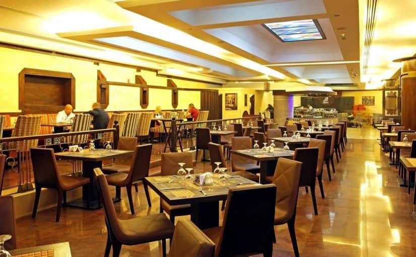 مطعم إيراني في دبي