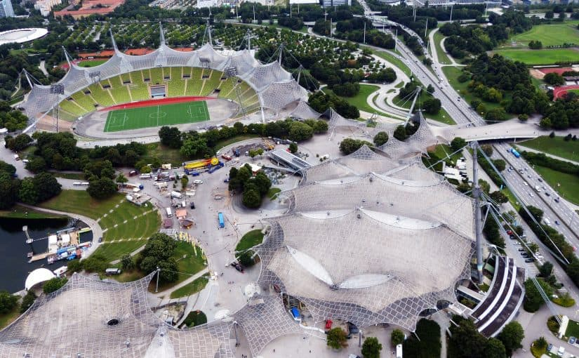 الحديقة الأوليمبية olympiapark