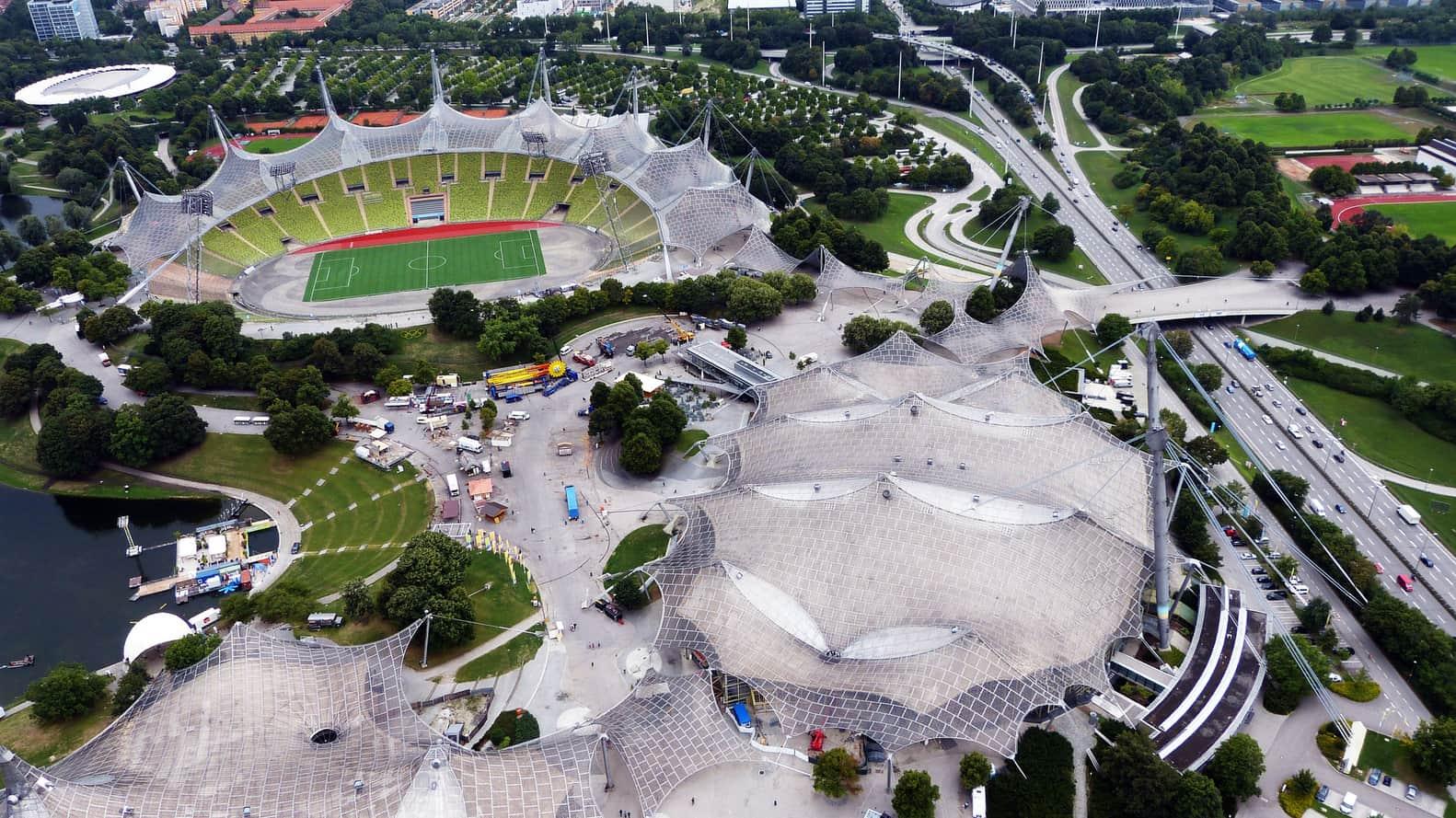 نتيجة بحث الصور عن الحديقه الأولمبية