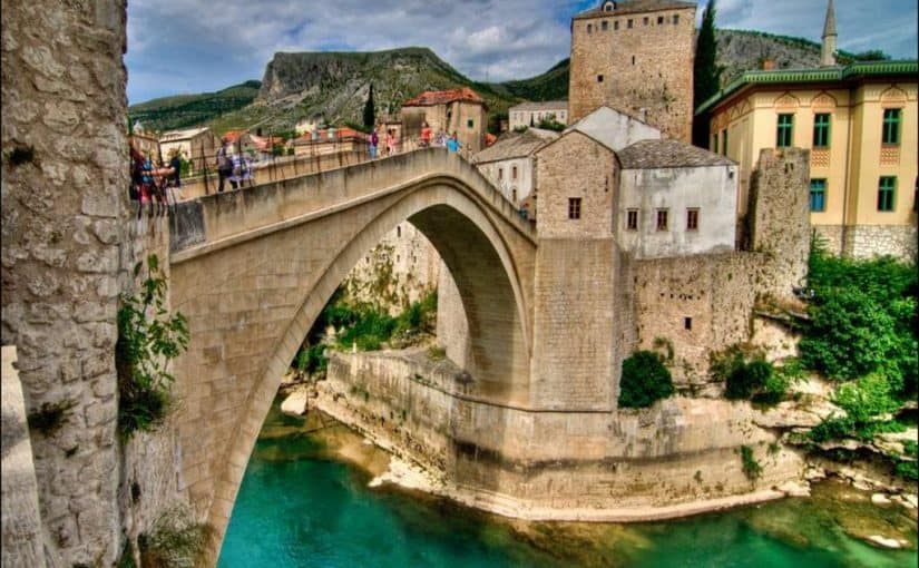 البوسنة والهرسك جدول سياحي