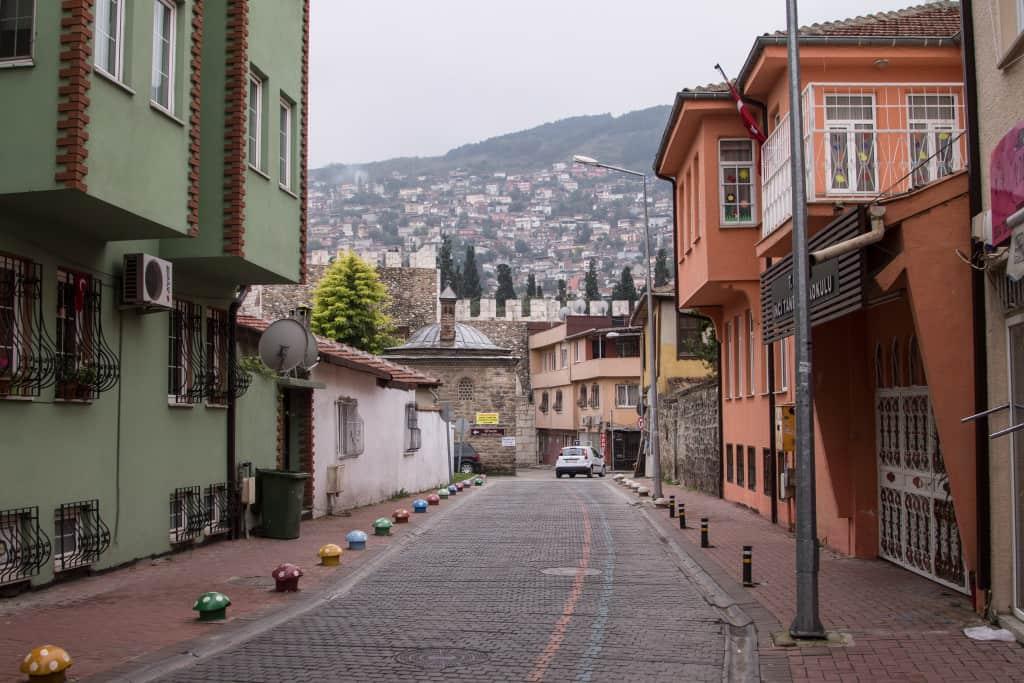 الذهاب من اسطنبول الى بورصه