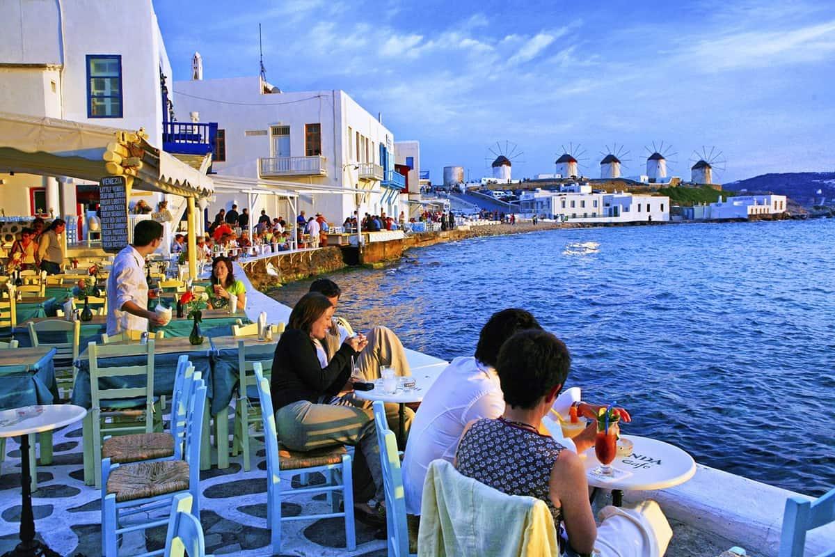 جزر اليونان رخيص شهر العسل