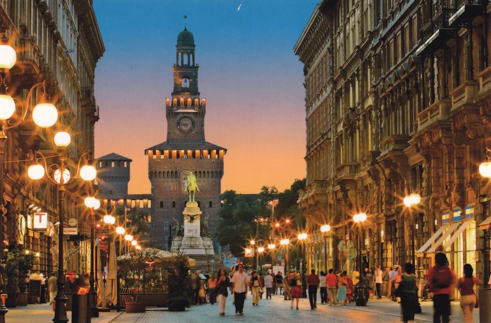 اهم الأماكن السياحية في ميلانو