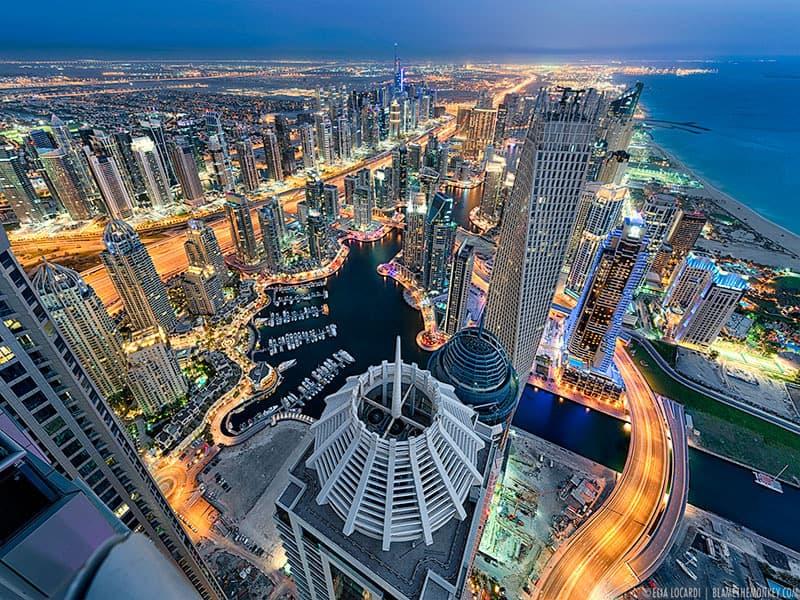 اشهر أبراج الإمارات