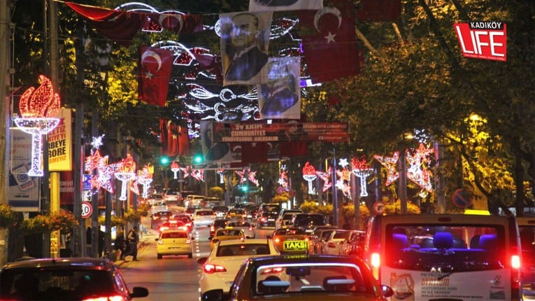 نتيجة بحث الصور عن شارع بغداد اسطنبول تركيا