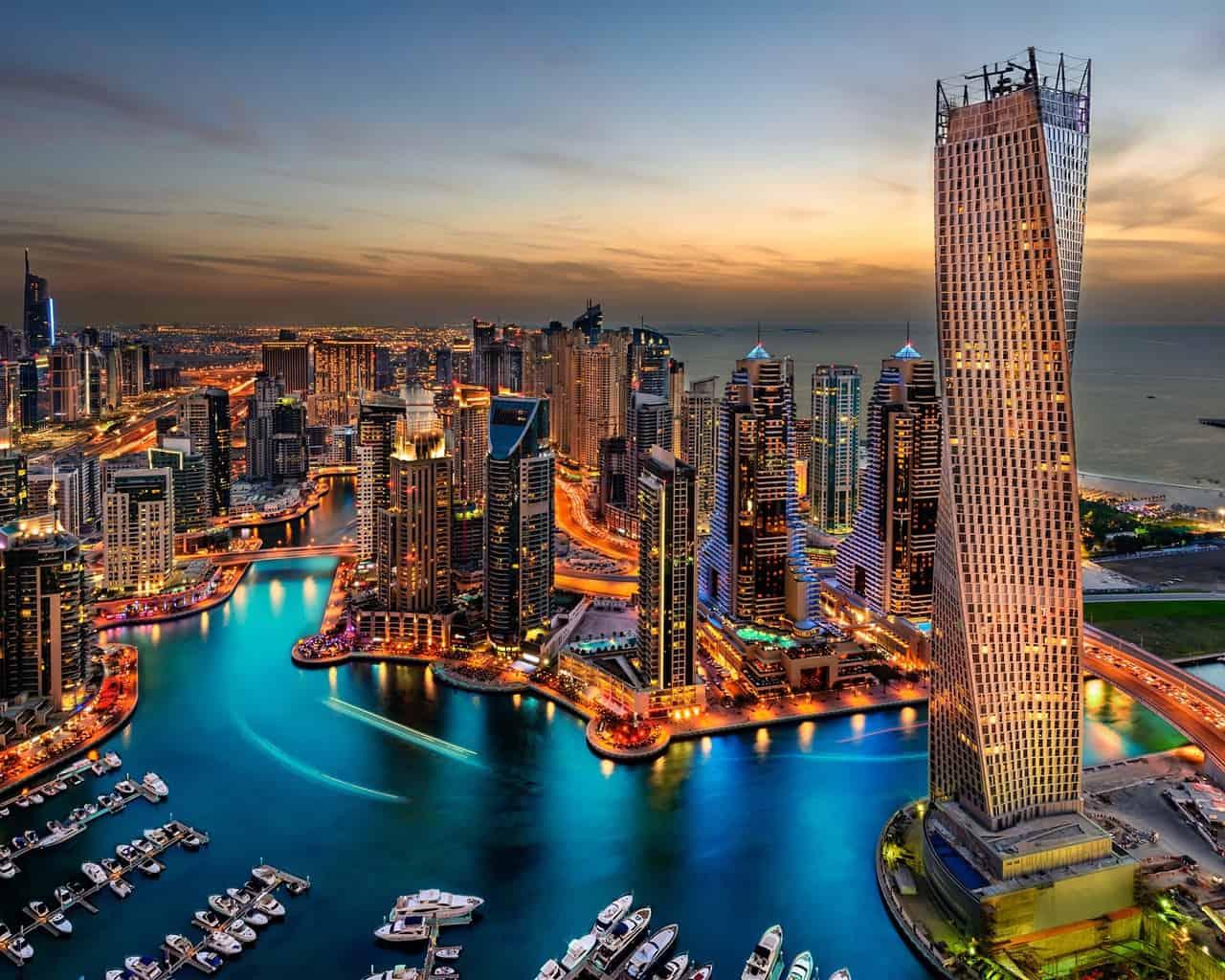 أماكن لازم تزورها في دبي