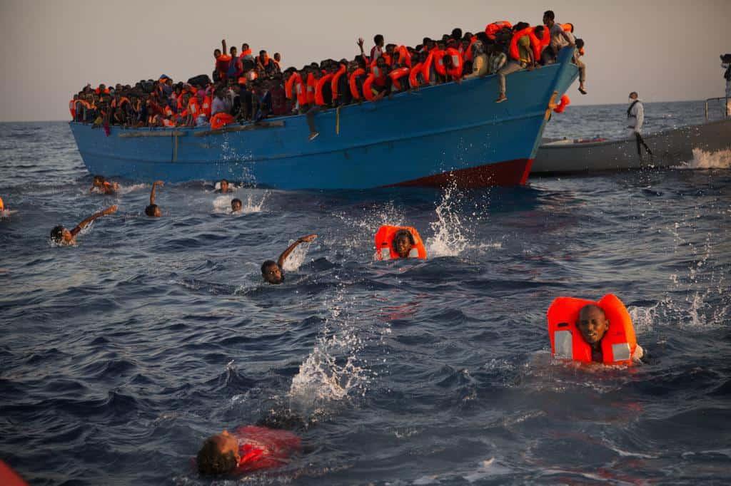 أضرار الهجرة غير الشرعية
