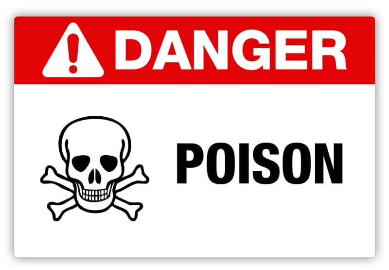 وسائل الوقاية من أخطار السموم القاتلة