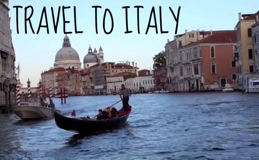 السفر الى ايطاليا