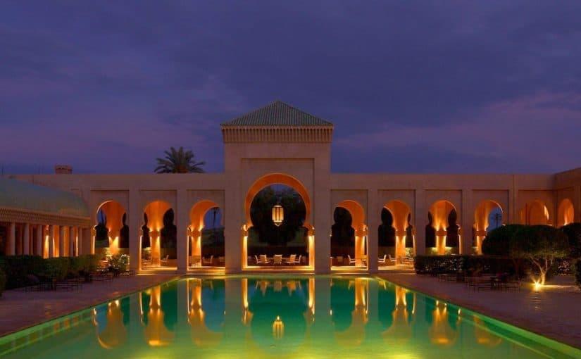أفضل اماكن الترفيه في مراكش