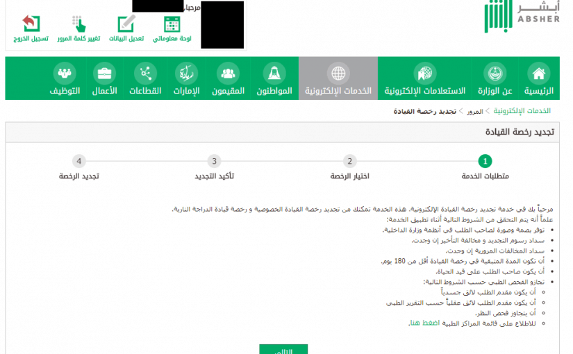تجديد رخصة القيادة السعودية للمقيمين والوافدين 1442 موسوعة
