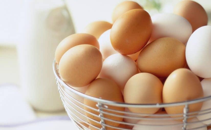 مدة صلاحية البيض المسلوق في الثلاجة وخارجها موسوعة