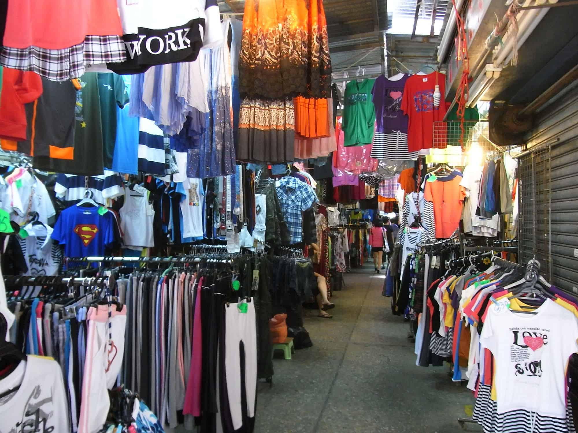 تفسير حلم سوق الملابس موسوعة