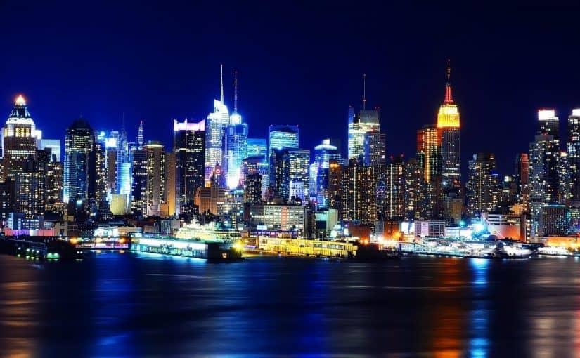 السفر سياحة الي نيويورك