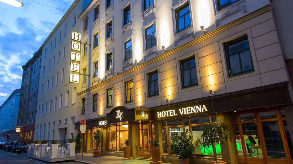 فنادق فيينا