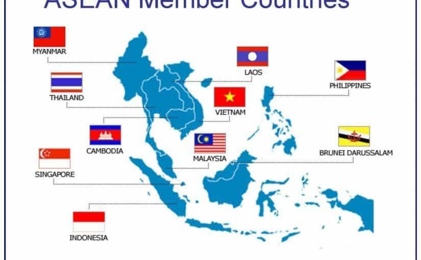 ماهي اقرب الدول لماليزيا