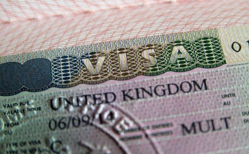 سعر فيزا بريطانيا وشروطها خطوة بخطوة