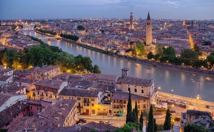 السياحة في فيرونا ايطاليا