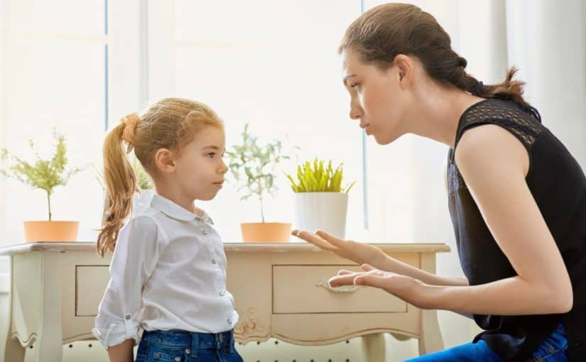 كيف أربي أولادي بدون ضرب