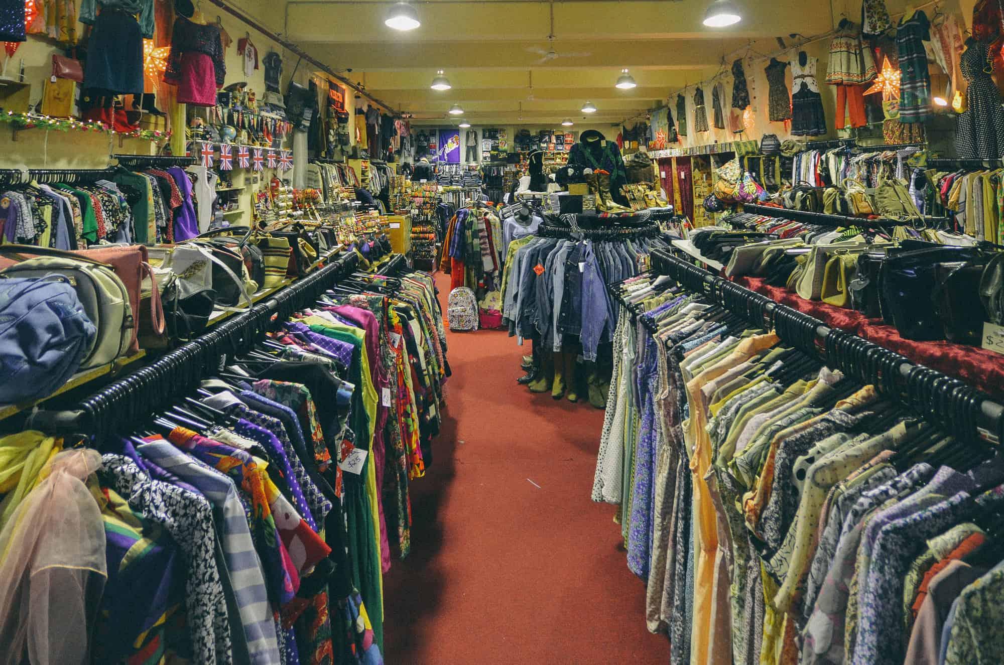 اماكن شراء ملابس في اسطنبول