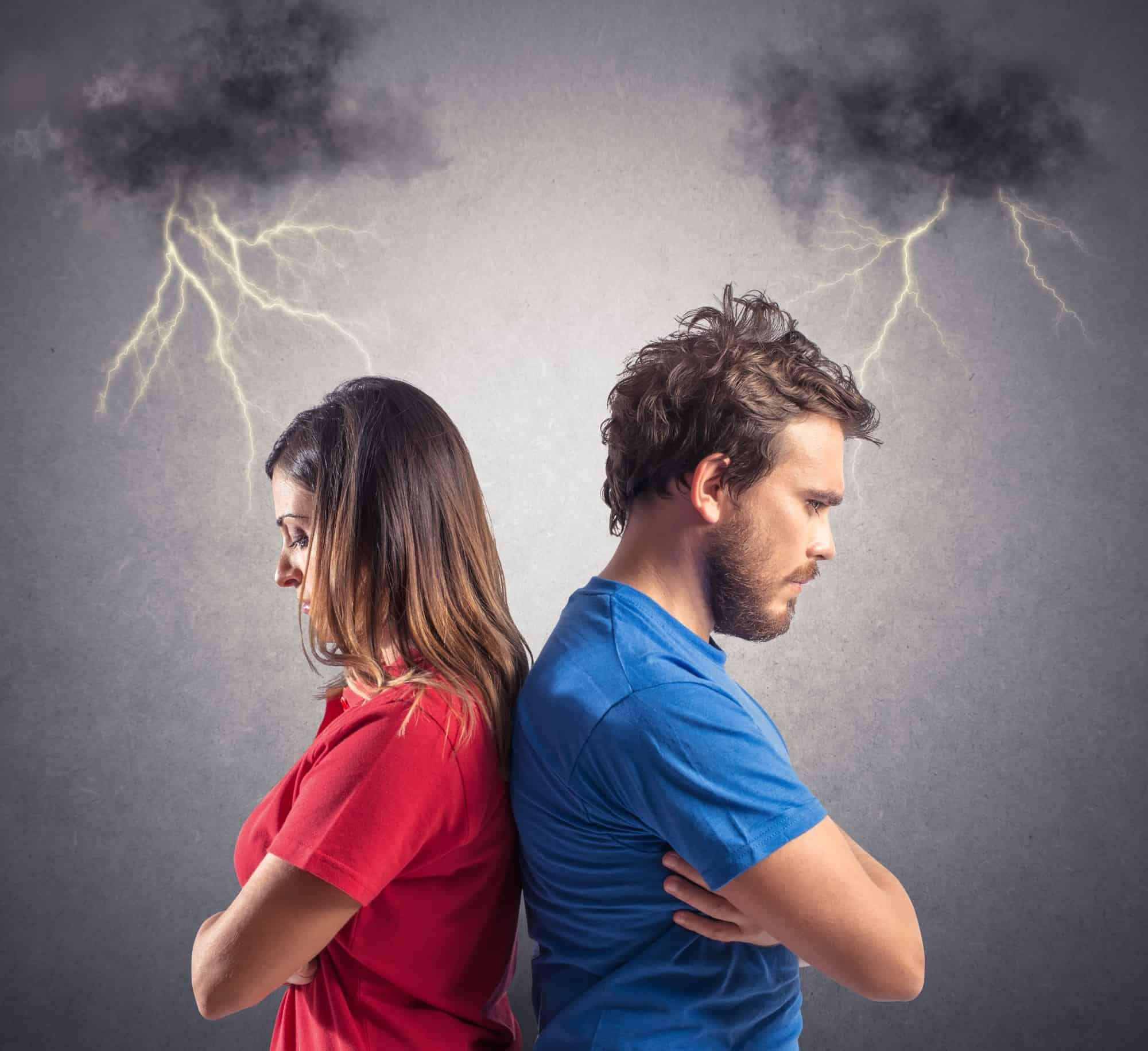 حل مشكلة فتور العلاقة الزوجية