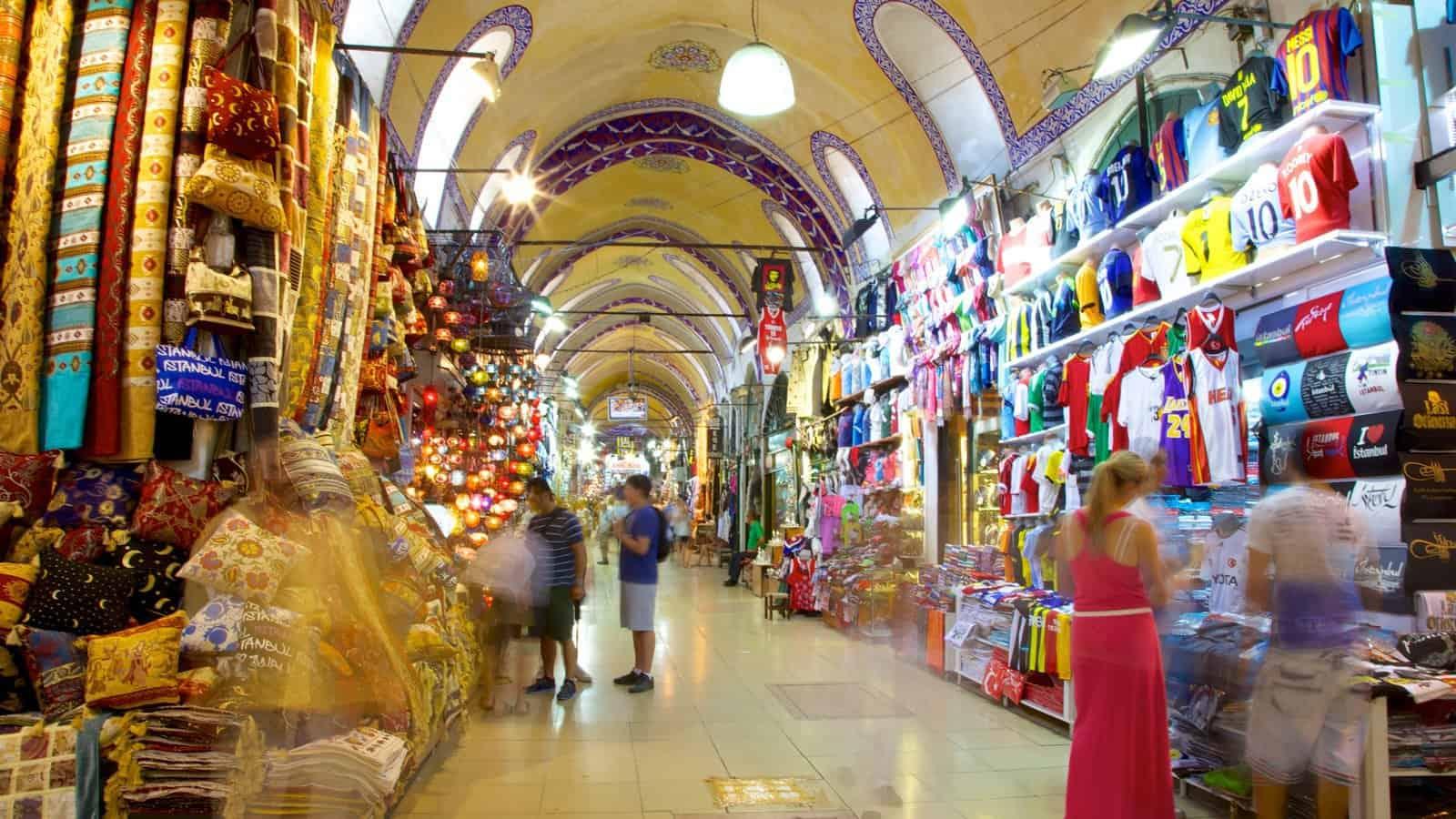 f21745ffe6c12 أشهر أماكن التسوق في اسطنبول وارخصها - موسوعة
