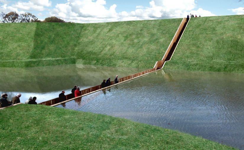 الجسر المائي في هولندا