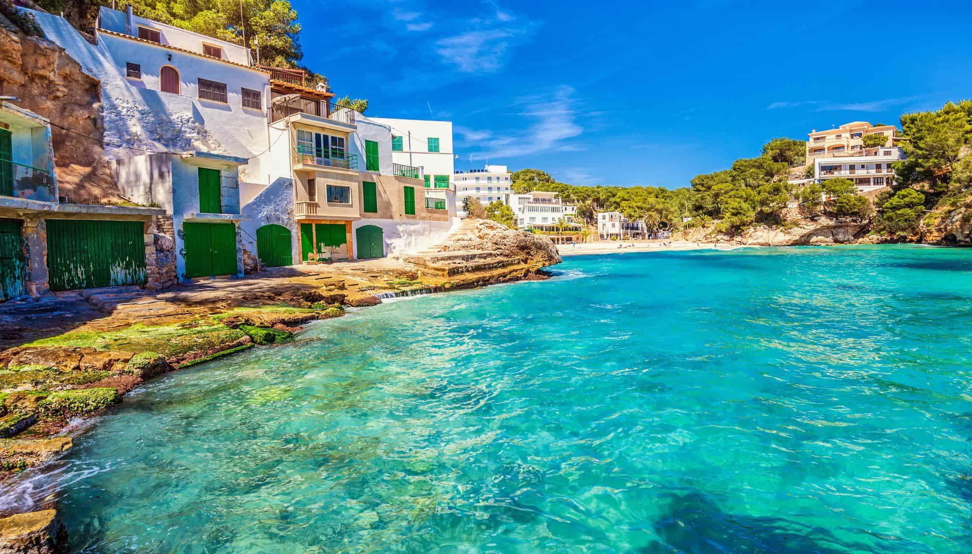 جزيرة مايوركا في اسبانيا