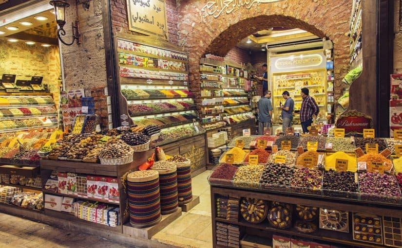 السوق المصري اسطنبول