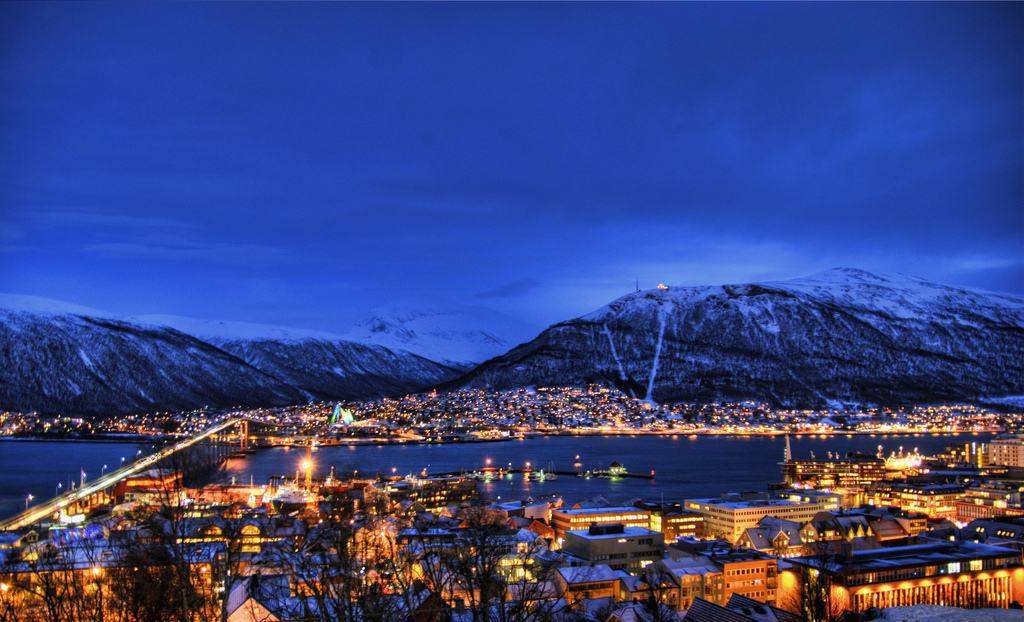 ترومسو في النرويج