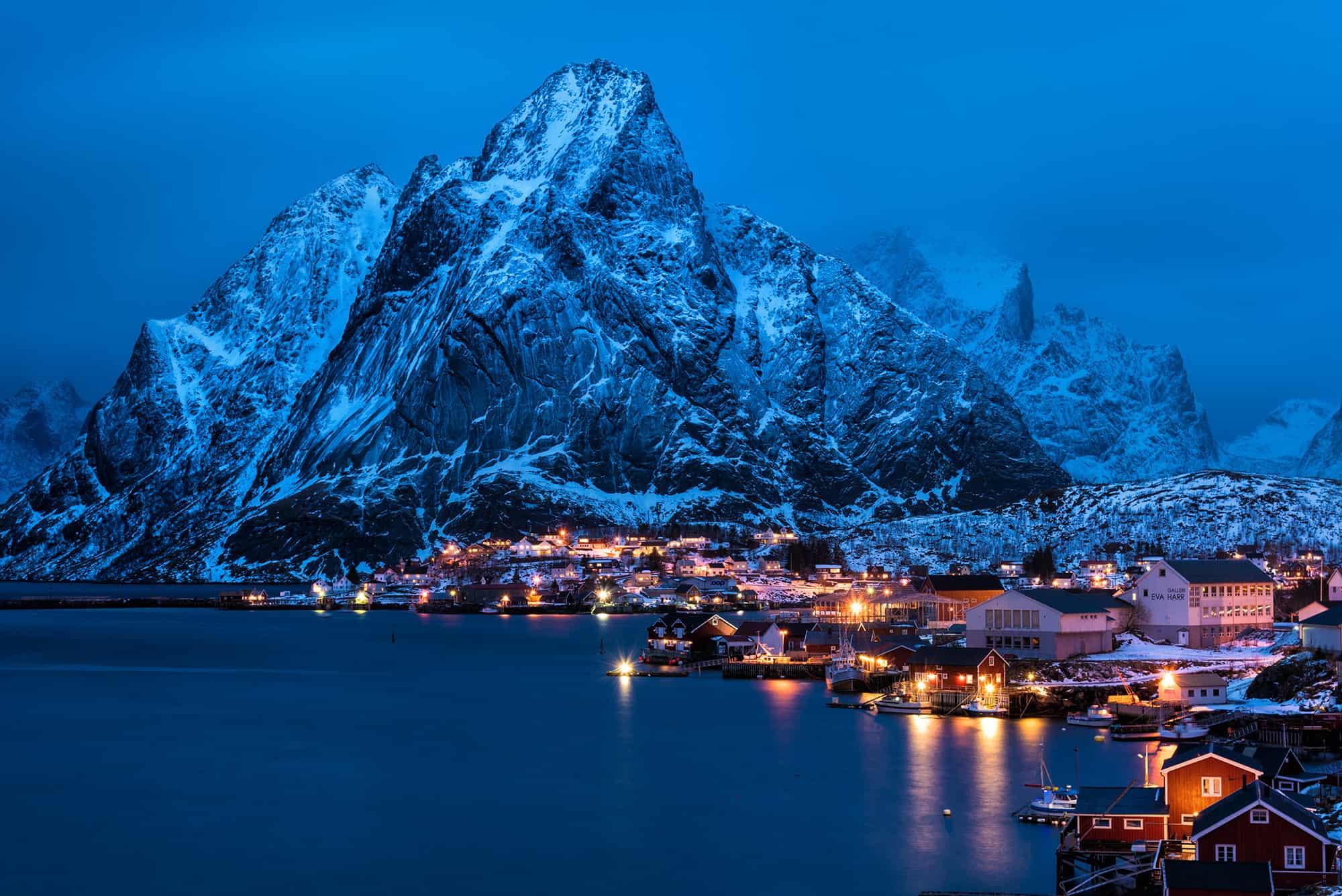 لوفوتون في النرويج