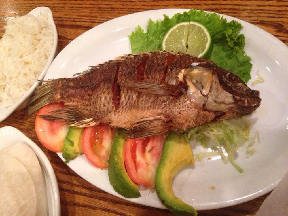 تتبيلة السمك المقلي