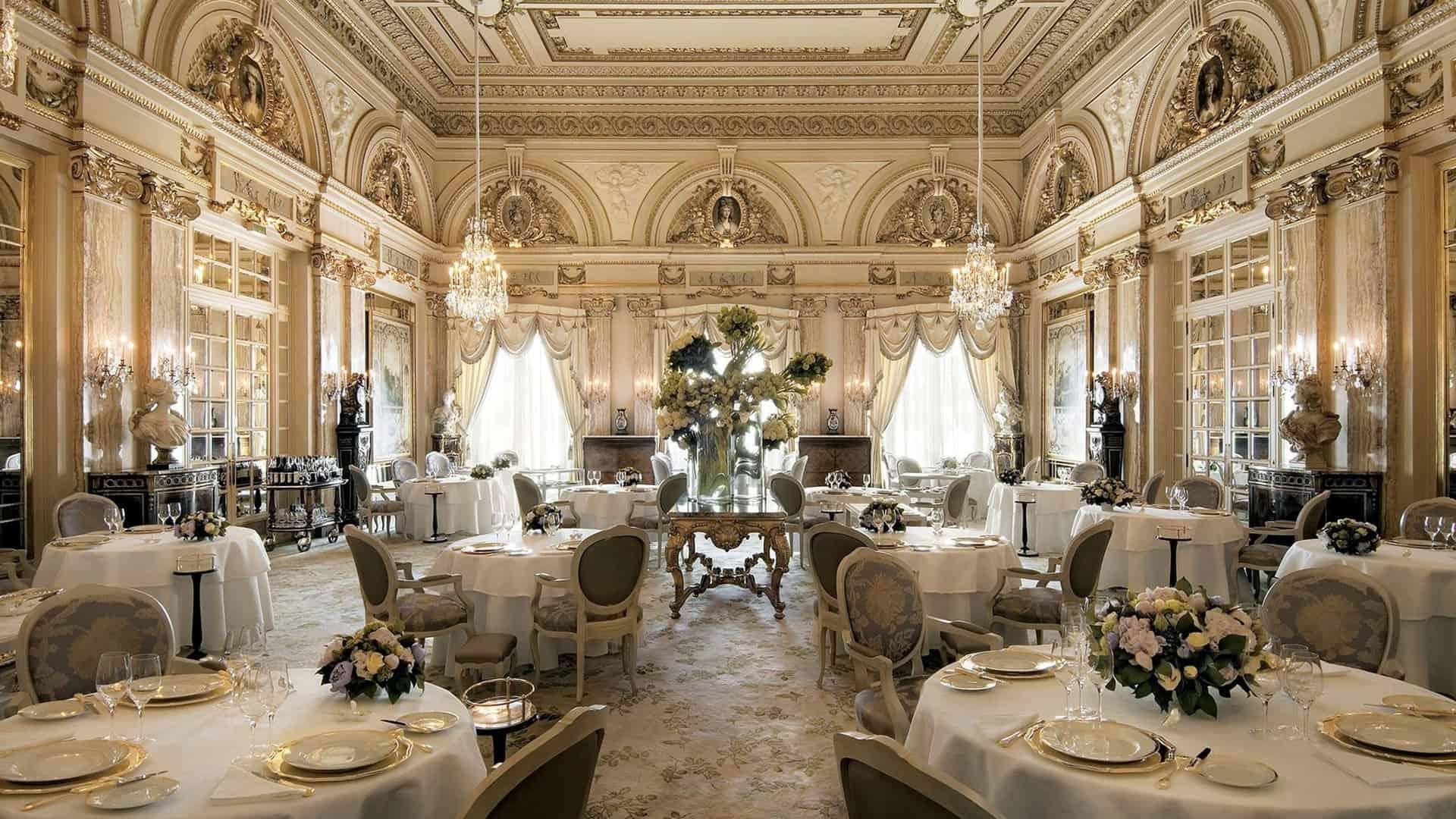 اجمل مطاعم فرنسا