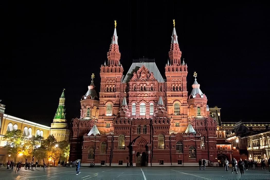 متحف الدولة التاريخي في روسيا