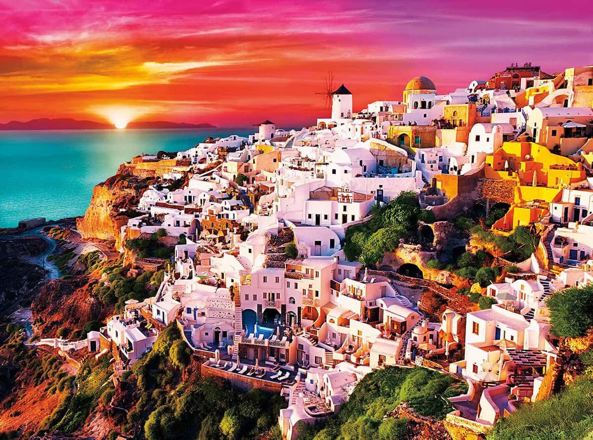 اليونان افضل سفرة للعائلة