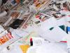 استخدامات نفايات الورق