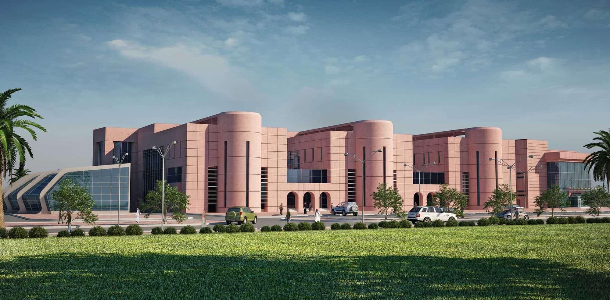 معلومات عن جامعة الملك فيصل بنات