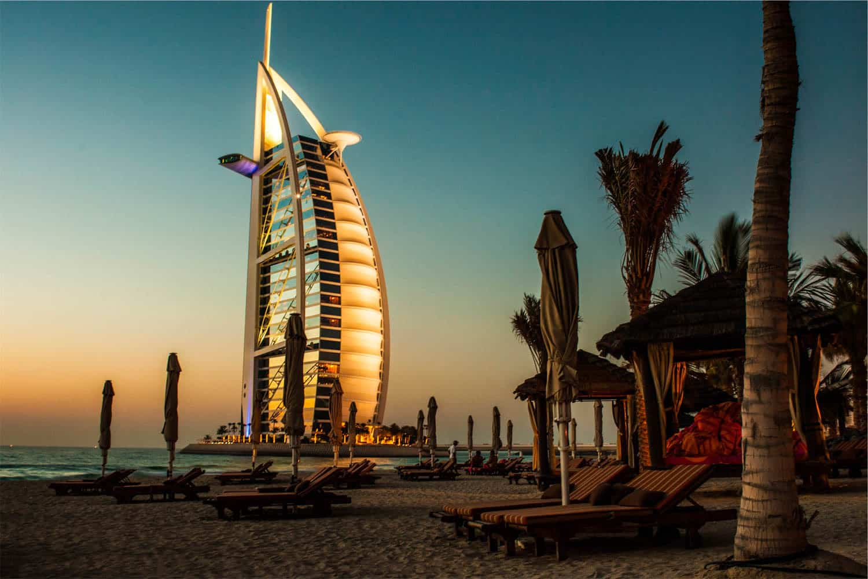اجراءات الاقامة في دبي