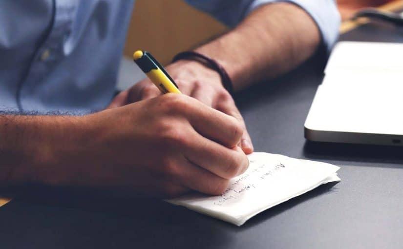 مقدمة عن التعبير الكتابي