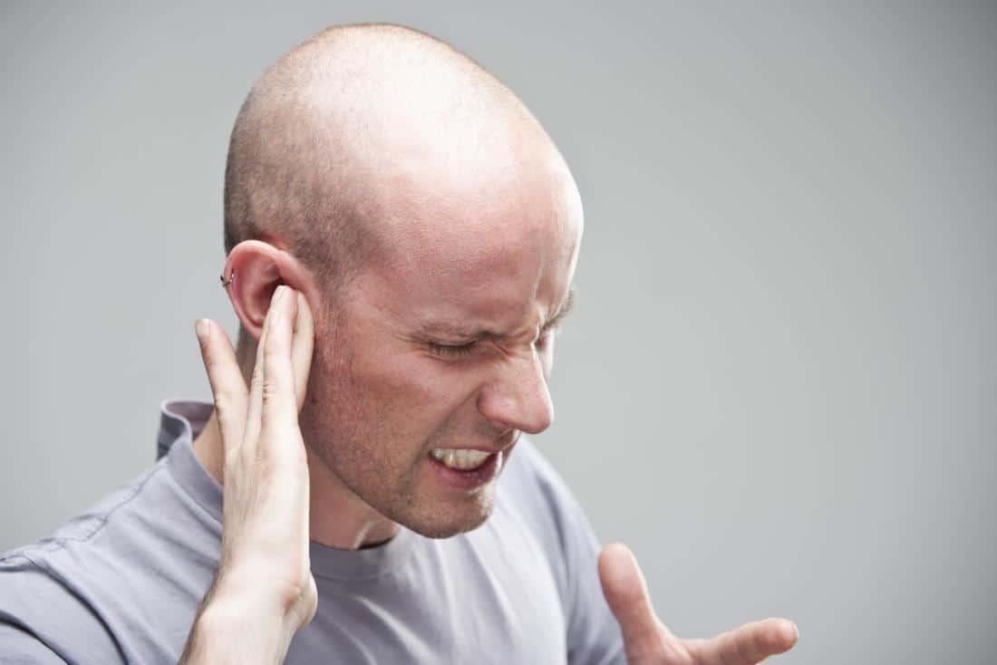 علاج ثقب طبلة الاذن بالاعشاب