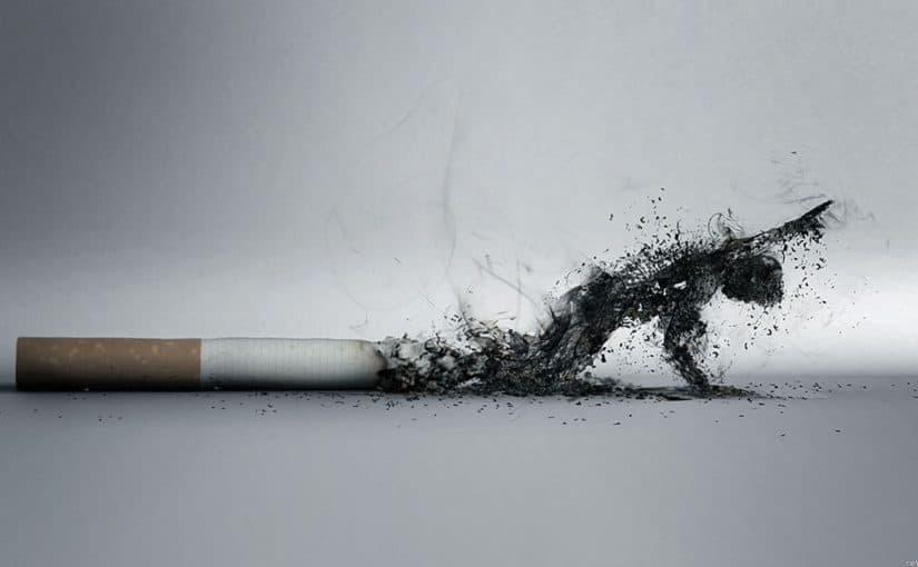 مقال علمي عن التدخين موسوعة