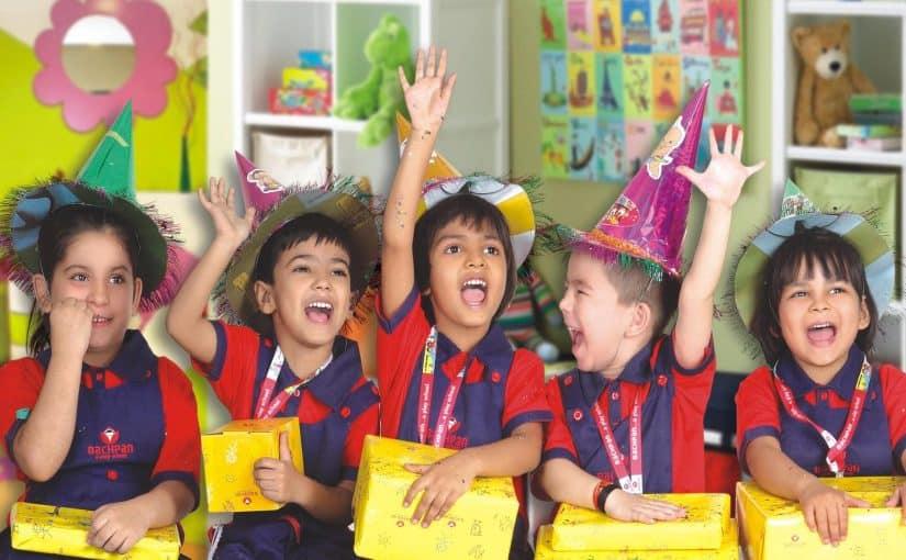أنشطة رياض الأطفال